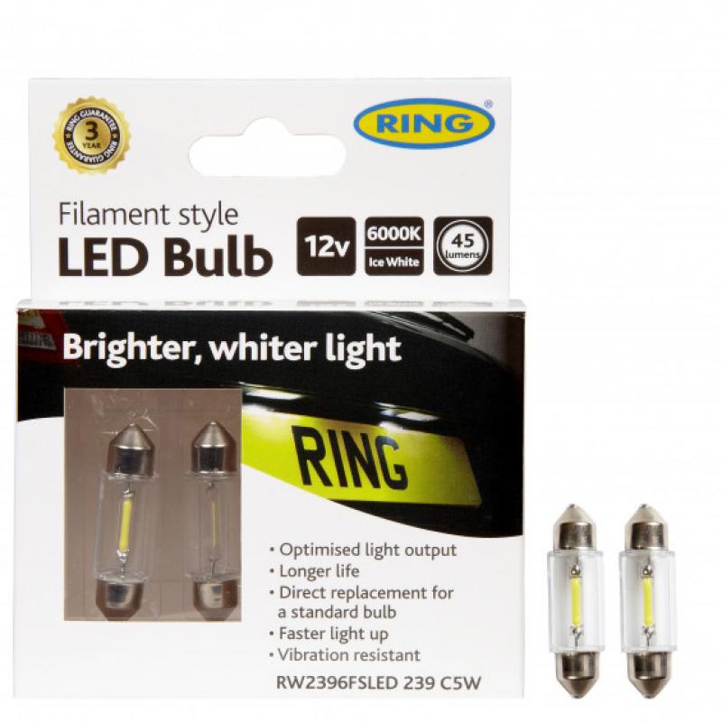 Gloeidraad LED RW2396FSLED 239 C5W