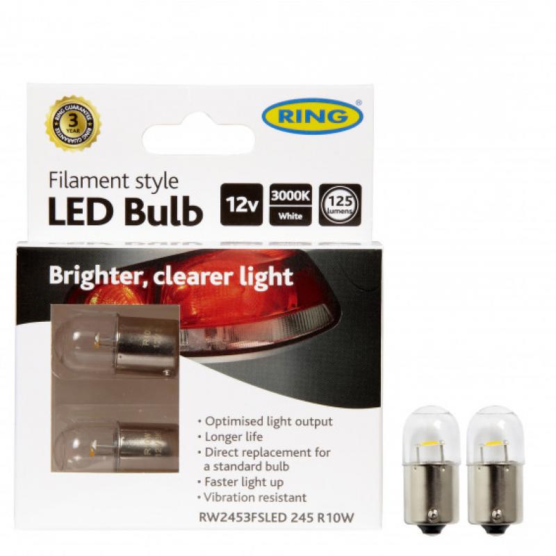 Gloeidraad LED RW2453FSLED 245 R10W