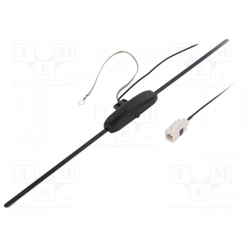 Calearo 7697018 FM AM raam antenne