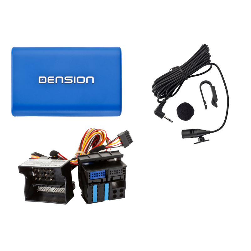 Dension GBL3BM4 Gateway Lite Bluetooth Mini
