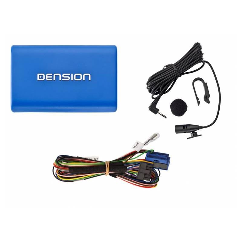 Dension GBL3FP1 Gateway Lite Bluetooth Fiat Panda