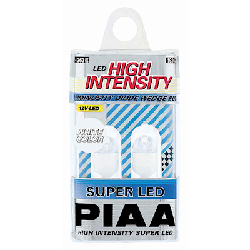 PIAA H-263E T10 Super LED